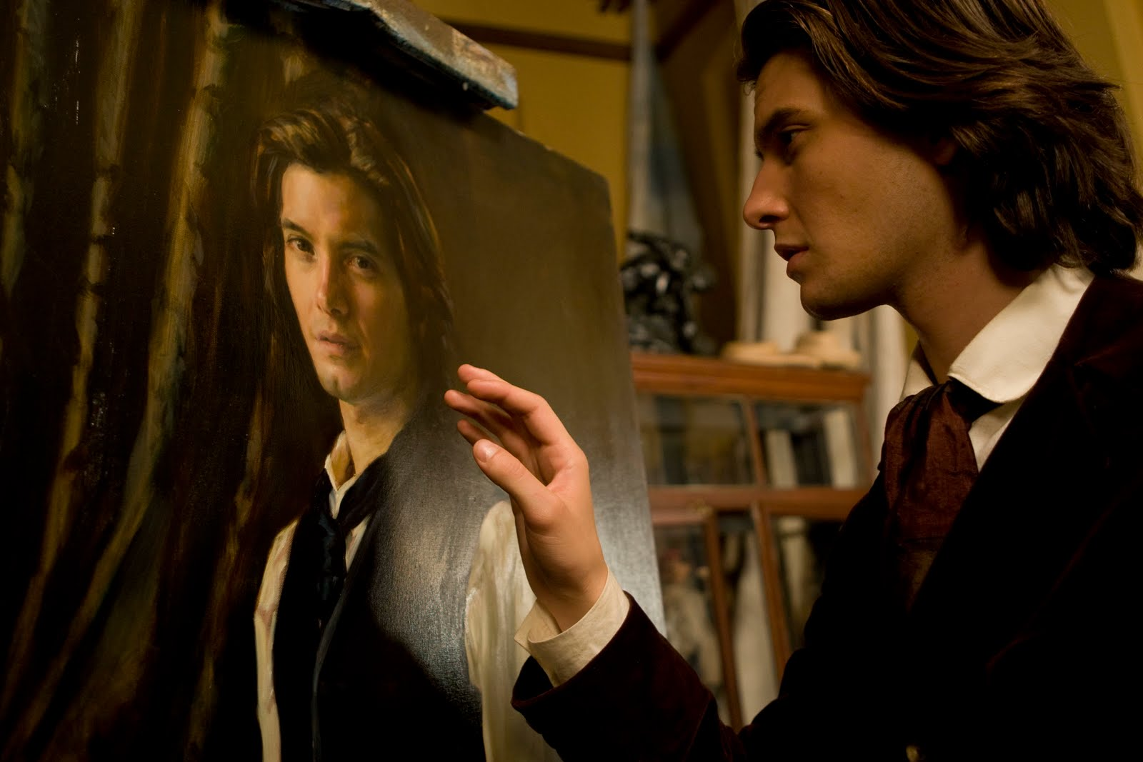 Mesmerized by The Picture of Dorian Gray