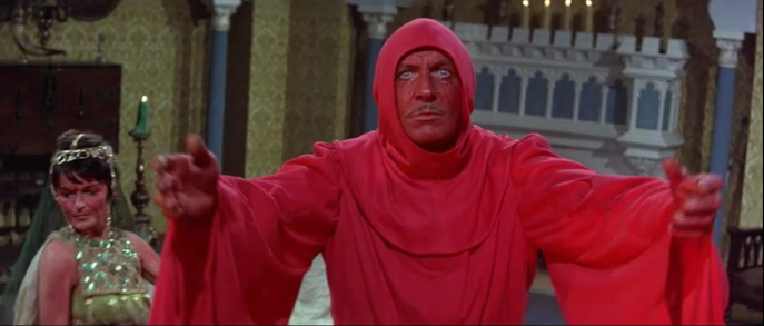 A Dance With The Red Death