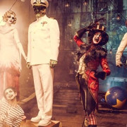 The Queen Mary's Dark Harbor auditions for 2015