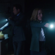 A (Very) Brief Look at Mulder and Scully In Action