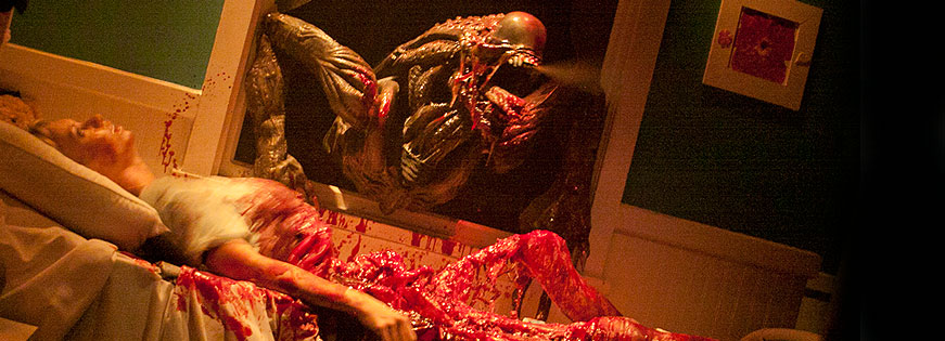Universal Hollywood Halloween Horror Nights Unleashes Reign of Terror for 2015