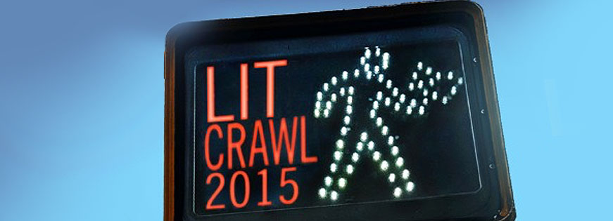 Books, Horror, and Asphalt at the 3rd Annual Lit Crawl L.A.