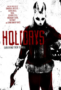 HOLIDAYS poster