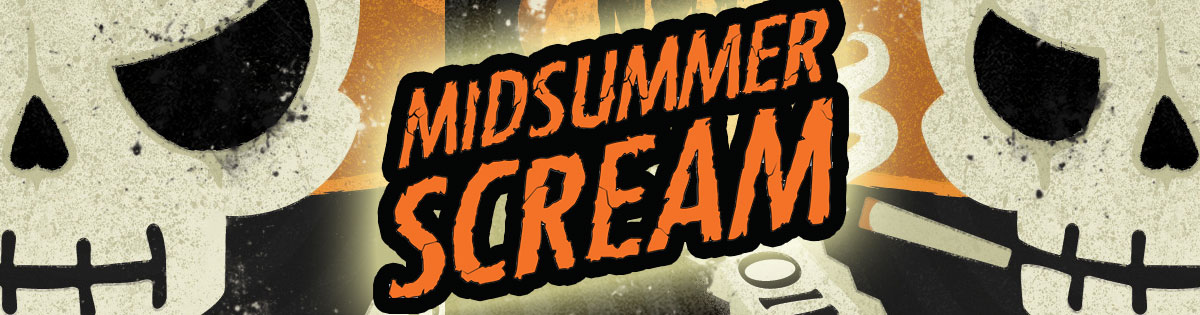 D.J. MacHale Midsummer Scream