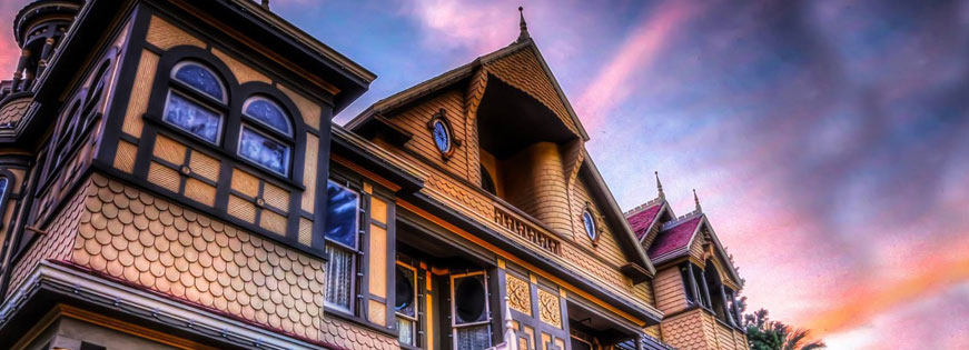 Winchester Mystery House is Coming to Midsummer Scream