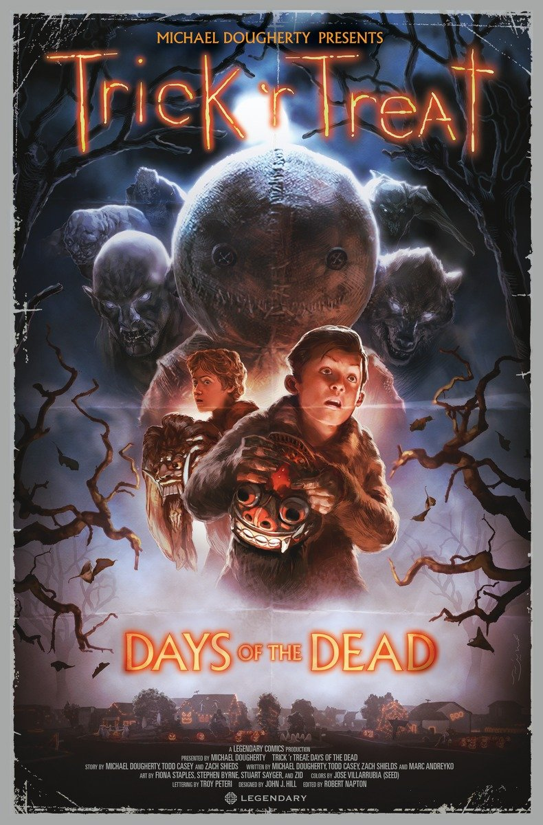 trick r treat: days of the dead a solid read