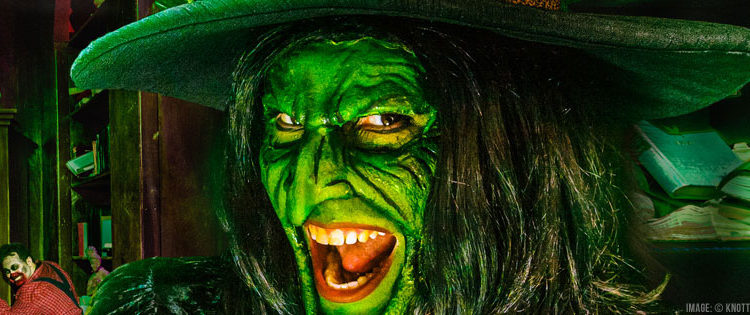 Green Witch