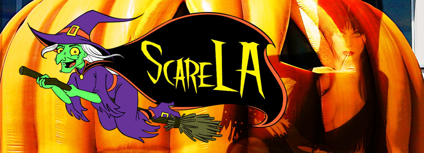 Scare LA is coming to Pasadena This Weekend. Are you Ready?