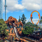 Knott's Berry Farm: Free Admission to U.S. Veterans, Retired and Current Military Personnel