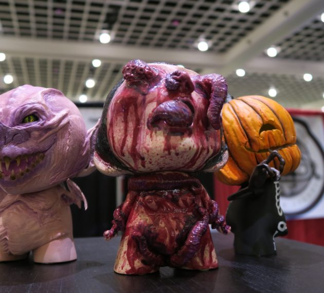 DesignerCon 2016 Filled with Creepy Delights