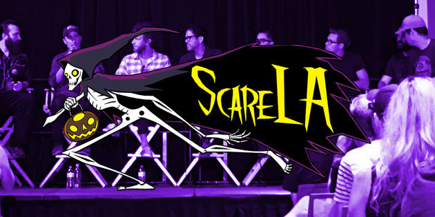 ScareLA Announces dates for 2017 Los Angeles Convention