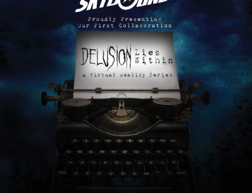 Delusion Returns to Lies Within with a VR Series from Skybound