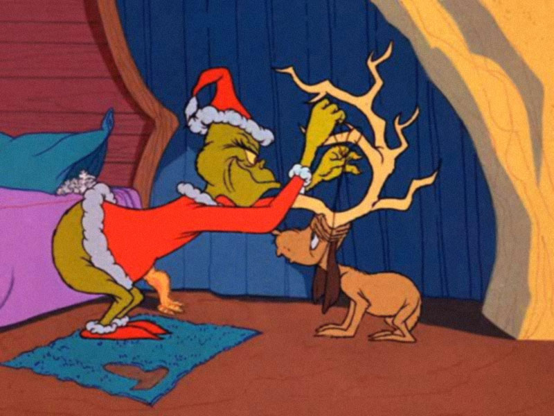 How The Grinch Stole Christmas Cindy Lou Cartoon.How The Grinch Stole Christmas Celebrates 50th Anniversary