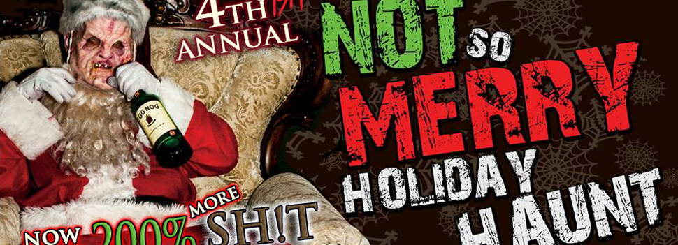 Holiday Haunt Banner