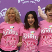 Knott's Berry Farm Screams Against Breast Cancer