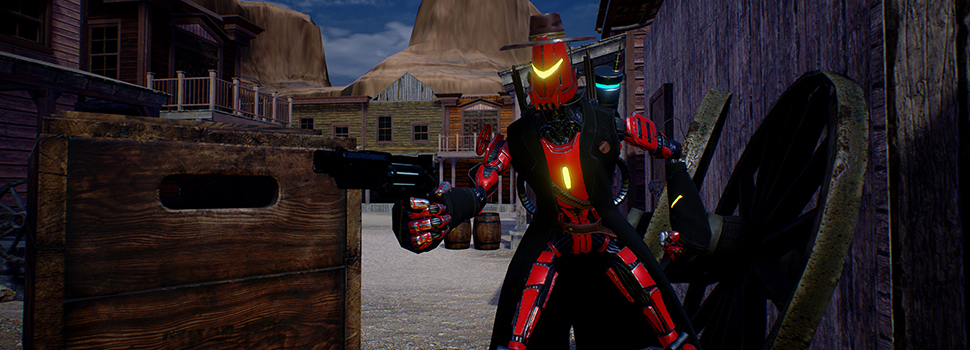 VR SHOWDOWN IN GHOST TOWN Sets the Standard for the VR Arcade Experience