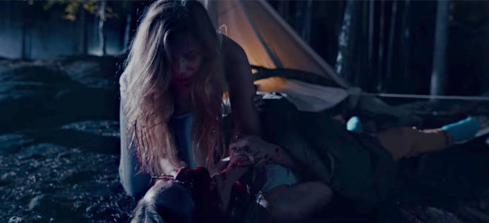 LAKE BODOM Starts with a Clever Premise