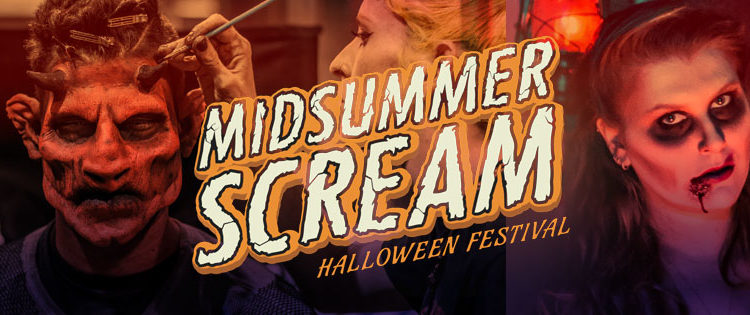 Midsummer Scream Tickets ON SALE SOON