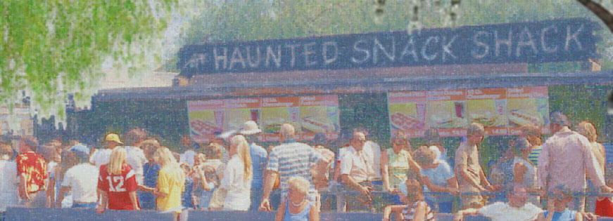 The Haunted Snack Shack Coming to Knott's Berry Farm