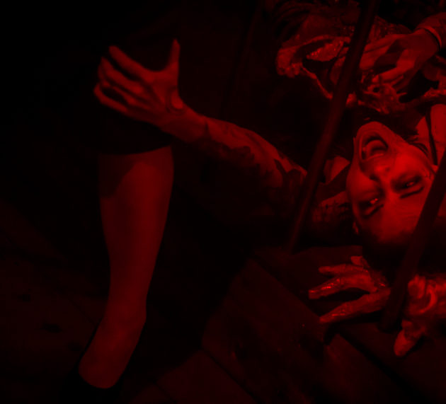 Midsummer Scream's HALL OF SHADOWS is Filled to the Brim with Frights