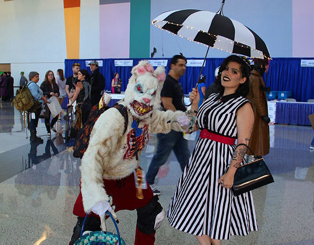 WonderCon: Cosplay Steals the Show – Gallery