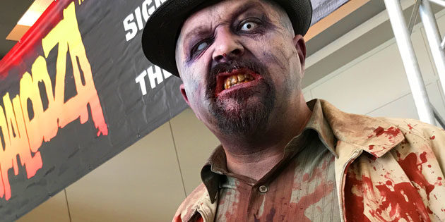More Amazing Monsterpalooza Cosplay to Go Insane Over