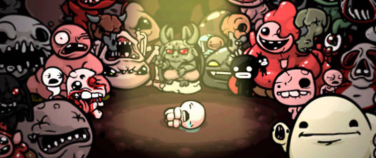 THE BINDING OF ISAAC Switches Things Up
