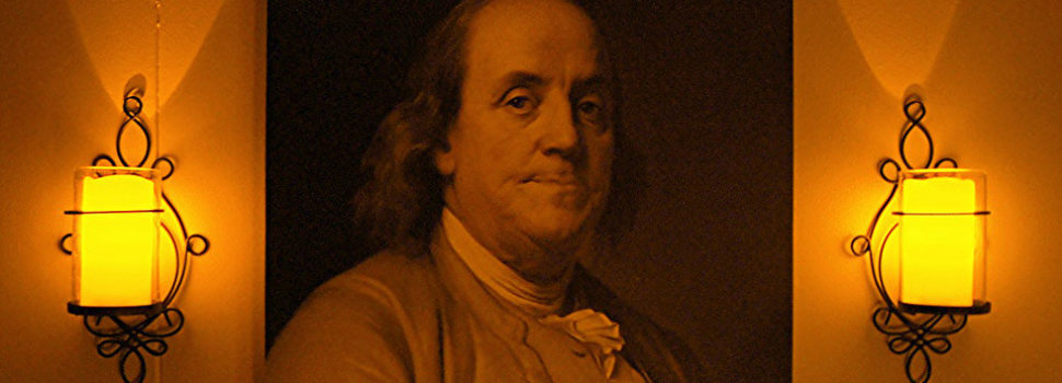 The British are Coming in Escape Room Era's Benjamin Franklin Themed Room