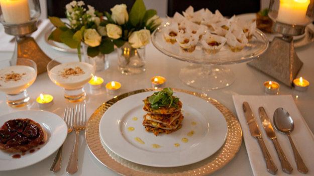 elegant dinner party menu muco tadkanews co