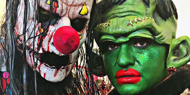 Monsterpalooza day 2 Brings Cosplay AWESOMENESS