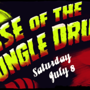 Drunken Devil Returns with Tiki-Infused Madness at CURSE OF THE JUNGLE DRUMS