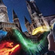 The Nighttime Lights at Hogwarts Castle Coming to Universal Studios Hollywood