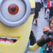 Universal Studios Hollywood Celebrates Christmas in Spring, Gives to Community