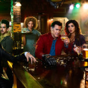 Glory, Gory, Hallelujah! Ash vs Evil Dead Season 2 Comes To Blu-Ray & DVD August 22nd