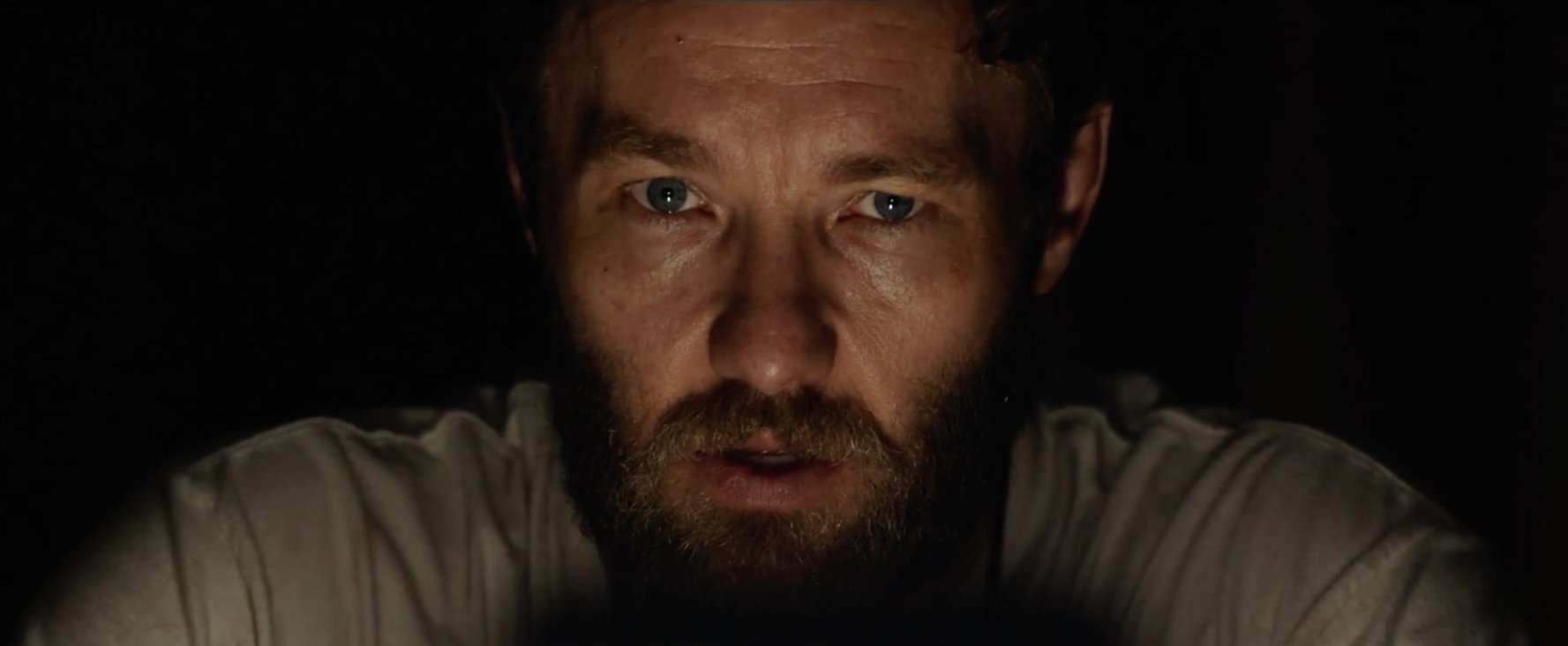 Joel Edgerton in It Comes at Night