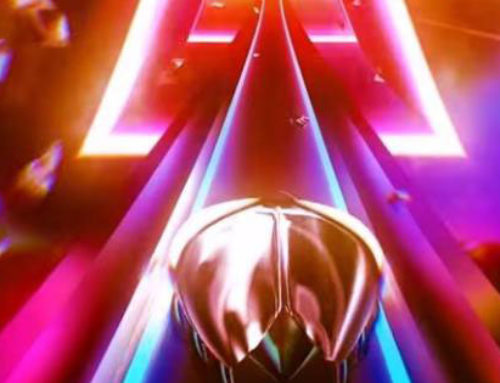 Thumper Brings Rhythm Violence To The Switch