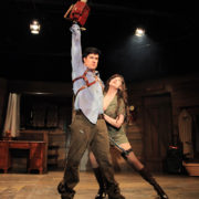 Evil Dead the Musical Possesses at The Maverick Theater
