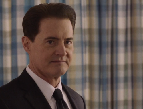 TWIN PEAKS: I am the FBI