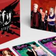 BUFFY and FIREFLY Celebrate Anniversaries with New Collectible Boxed Sets
