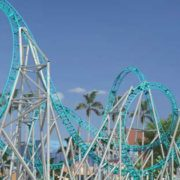Hangtime, Only Dive Coaster on West Coast Coming to Knott's Berry Farm