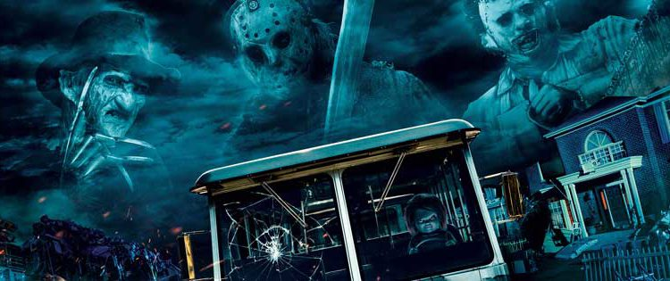 Titans of Terror Announced for Universal Hollywood Halloween Horror Nights