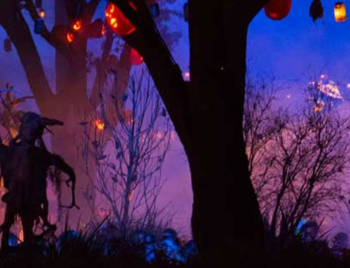 Universal Orlando's Halloween Horror Nights Scare Zones and Shows