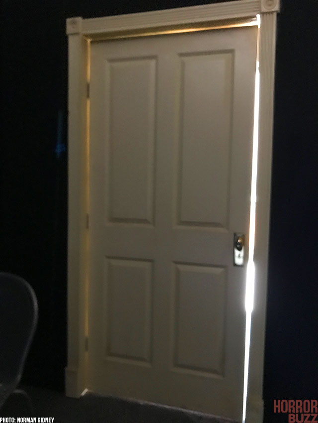 Door pre-REDRUM & Preview of The Shining Maze at Universal Studios Hollywood Halloween ...