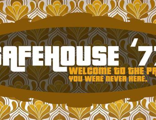 We Talk Spies and More with SAFEHOUSE '77's Nick Rheinwald-Jones