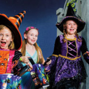 Frightening Family Fun for the Weekend of October 13th (and more!)