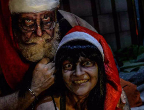 17th Door Presents The Haunted Holiday Treasure Hunt Of Absurdity