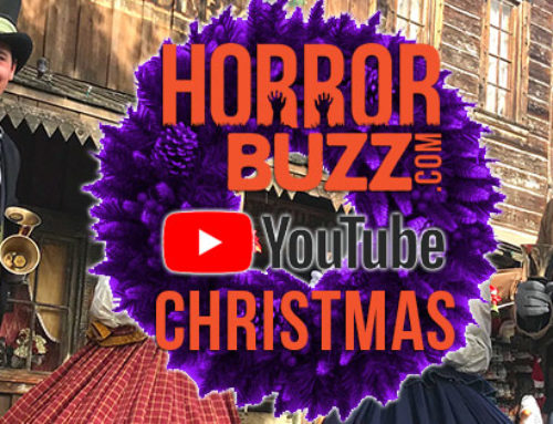 Christmas Videos A-Plenty on HorrorBuzz YouTube Channel