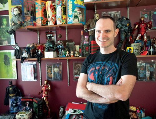 An Interview With Ben Scrivens of FRIGHT-RAGS