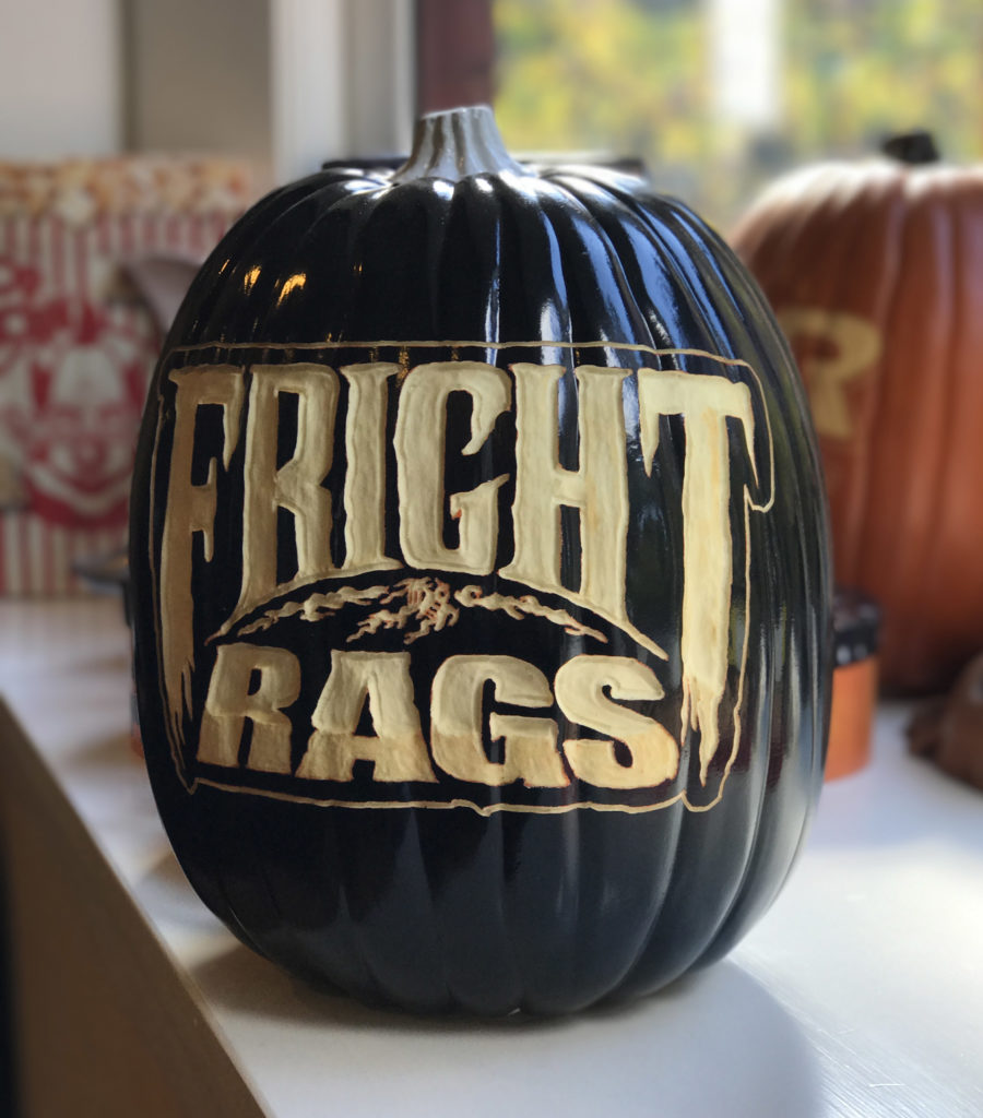 An Interview With Ben Scrivens of FRIGHT-RAGS - HorrorBuzz