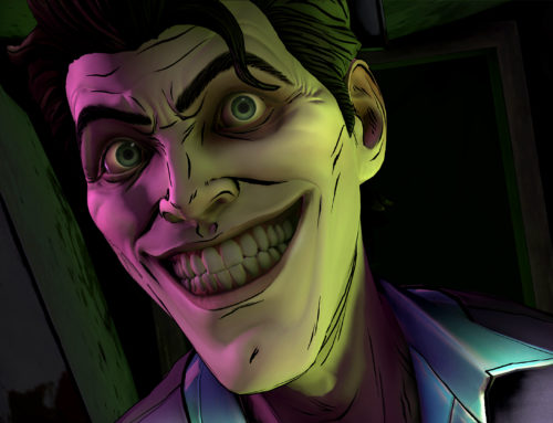 Batman: The Enemy Within, What Ails You